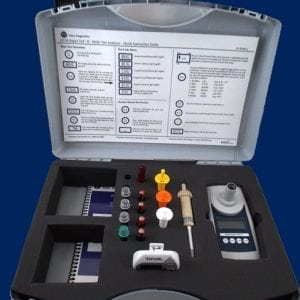 DVM Rapid Test II Analysers